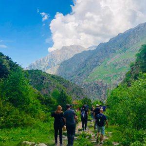 גאורגיה / ארמניה למטייל העצמאי