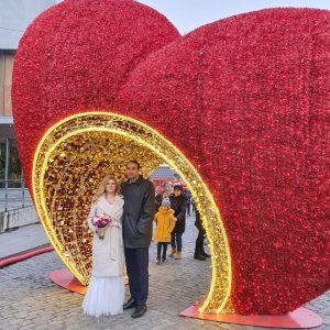 חתונה אזרחית בטביליסי וטיולים החל מ-649$